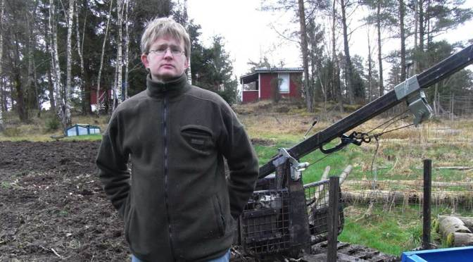 Största bloggen skrivs i skogen