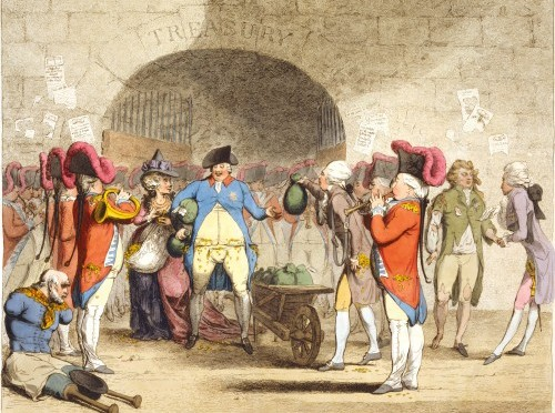 Underhållande upplysningsverk om skuldens historia