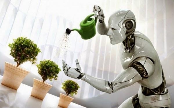 Ojämlika robotdrömmar