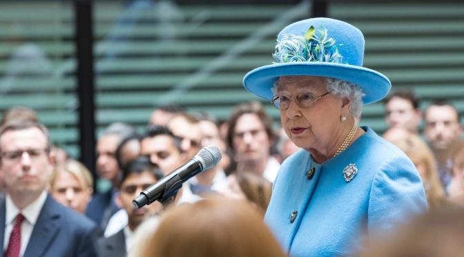 Drottningen lär oss varför kraschen alltid överrumplar