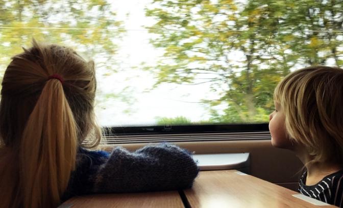 Många skäl att ge sig ut på tågäventyr
