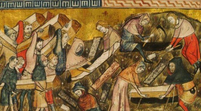Följden av pandemin är extremt oviss, men historien ger en hint