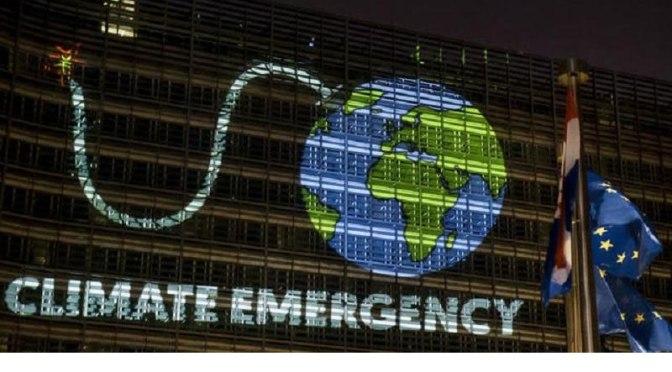 Hur mycket symbolpolitik pallar planeten